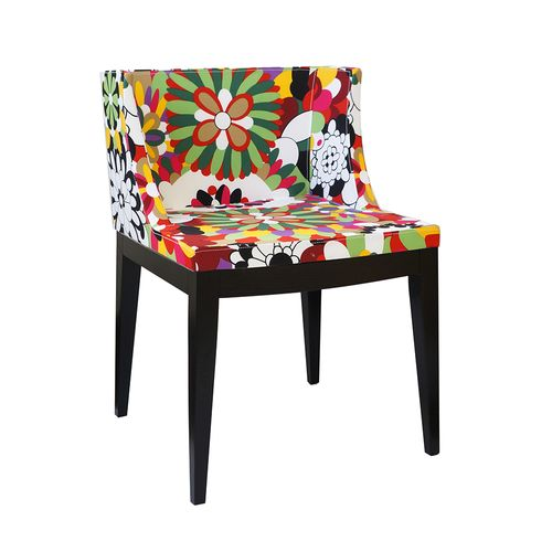 cadeira-mademoiselle-philippe-starck-kartell-madeira-escura-florida-missoni-d