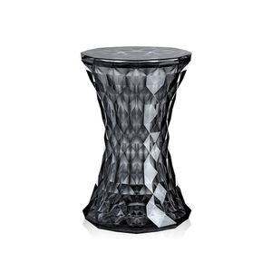 banco-banqueta-tamborete-stone-diamante-philippe-starck-kartell-acrilico-policarbonato-fume