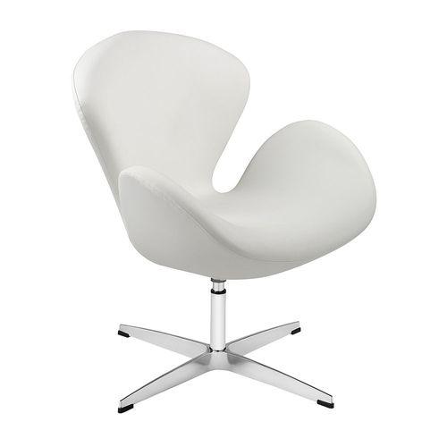 poltrona-swan-arne-jacobsen-cadeira-branca