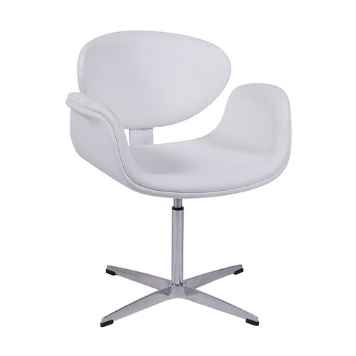 poltrona-cadeira-tulipa-pierre-paulin-tulip-aluminio-branca
