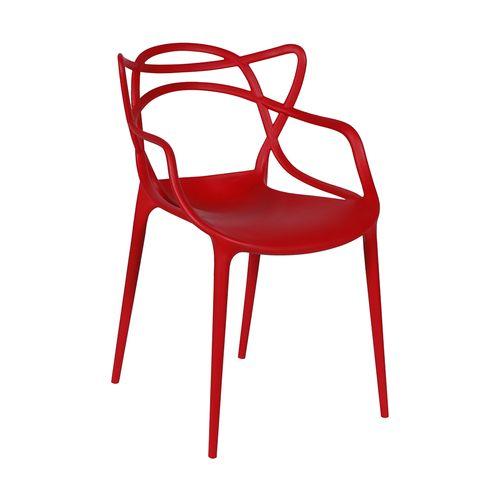cadeira-masters-alegra-philippe-starck-kartell-vermelha
