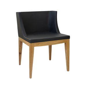 cadeira-mademoiselle-philippe-starck-kartell-madeira-clara-preta
