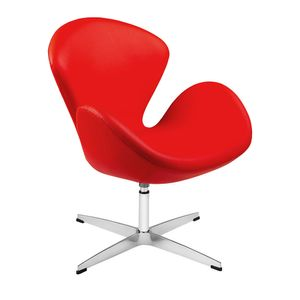 poltrona-swan-arne-jacobsen-cadeira-vermelha-2