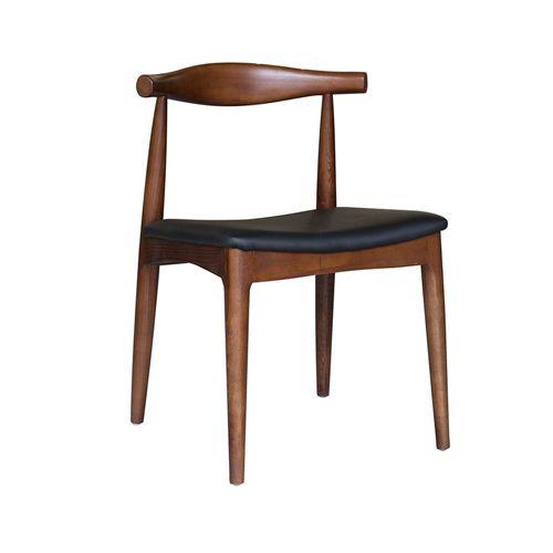 Cadeira-Carina-Madeira-Escura