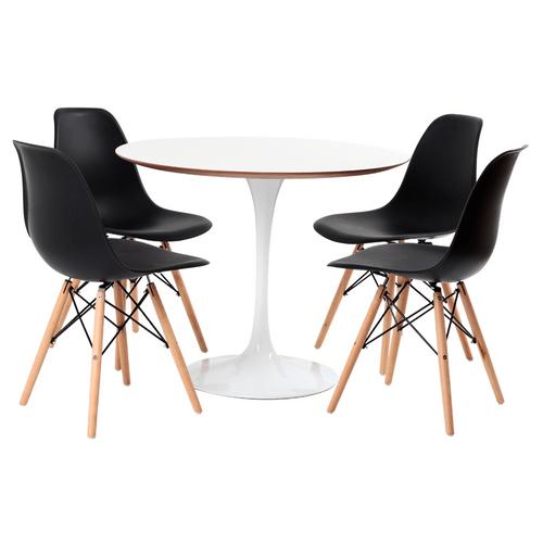 mesa-saarinen-branca-mdf-90-4-cadeiras-1102-preta-1