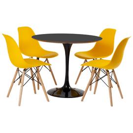 mesa-saarinen-preta-mdf-90-4-cadeiras-1102-amarelas-1