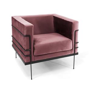 poltrona-Le-corbousier-rosa