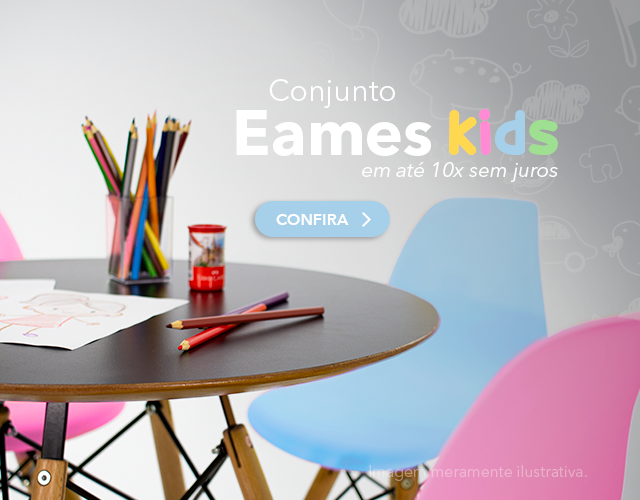 Banner Conjunto Eames Kids Mobile