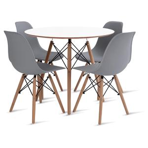 mesa-eames-90-com-4-cadeiras-eames-cinza