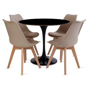 mesa_saarinen_90cm_4_cadeiras_leda_1_fendi
