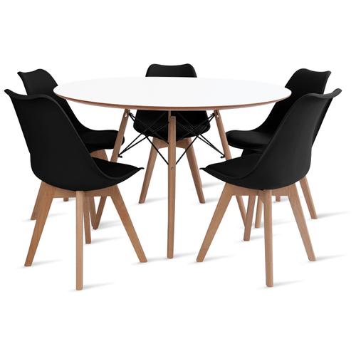 mesa-eames-120-com-5-cadeiras-leda-preta