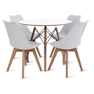 mesa-eames-90-com-4-cadeiras-leda-branca