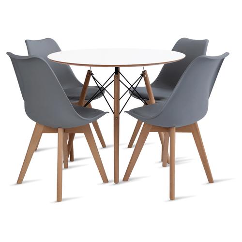 mesa-eames-90-com-4-cadeiras-leda-cinza