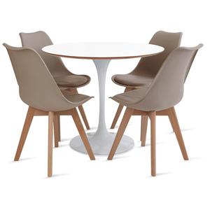 mesa-saarinen-90-com-4-cadeiras-Leda-fendi