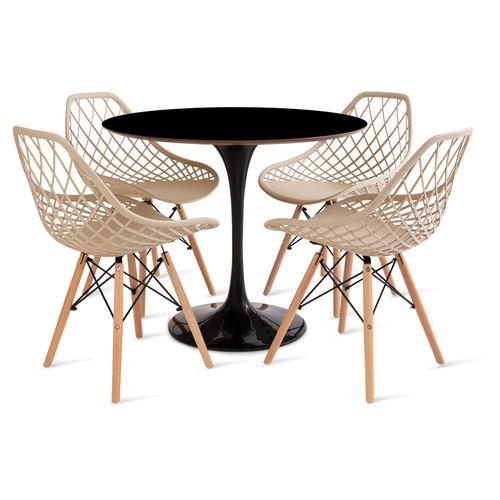 mesa_saarinen_90cm_4_cadeiras_kaila_1_fendi
