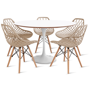 mesa-saarinen-120-com-5-cadeiras-kaila-fendi
