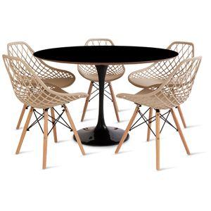 mesa_saarinen_120cm_5_cadeiras_kaila_1_fendi