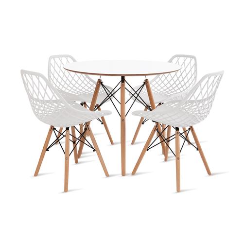 mesa-eames-90-com-4-cadeiras-kaila-branca