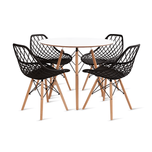 mesa-eames-90-com-4-cadeiras-kaila-preta