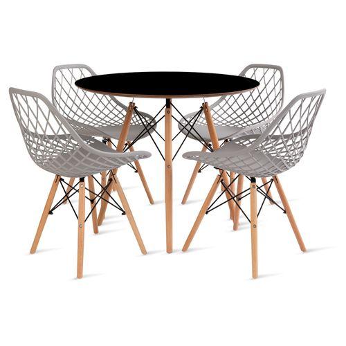 mesa_eames_90cm_4_cadeiras_kaila_1_cinza