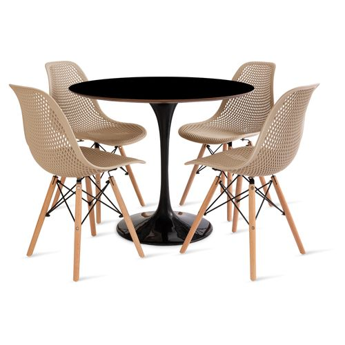 mesa_saarinen_90cm_4_cadeiras_colmeia_2_fendi