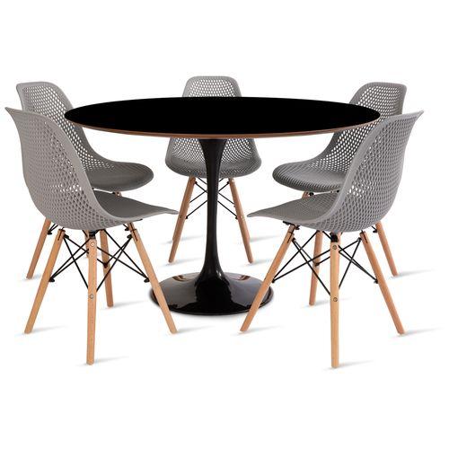 mesa_saarinen_120cm_5_cadeiras_colmeia_2_cinza