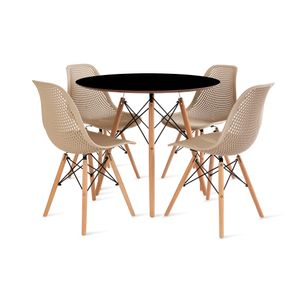 mesa_eames_90cm_4_cadeiras_colmeia_1_fendi