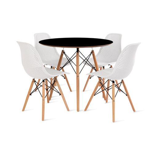 mesa_eames_90cm_4_cadeiras_colmeia_1_branca