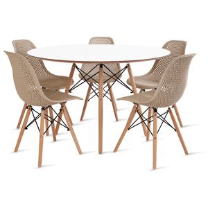 mesa-eames-120-com-5-cadeiras-colmeia-fendi