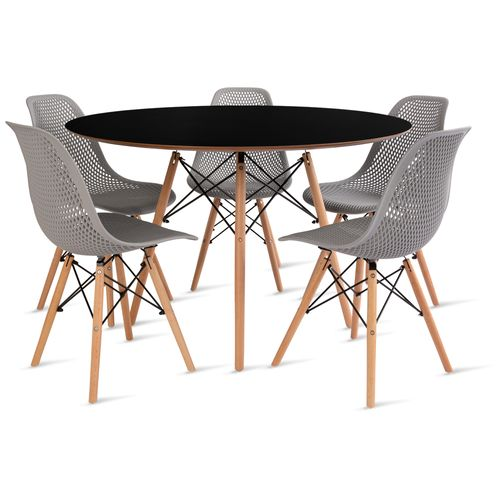 mesa_eames_120cm_5_cadeiras_colmeia_1_cinza