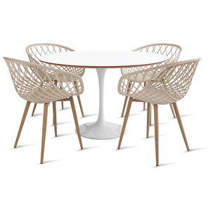 mesa-saarinen-120-com-4-cadeiras-clarice-fendi