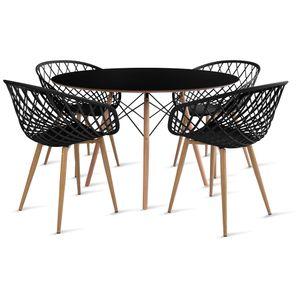 mesa_eames_120cm_4_cadeiras_clarisse_2_preta