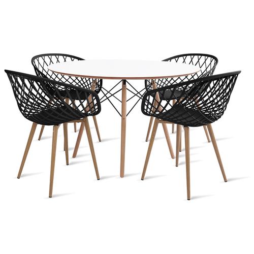 mesa-eames-120-com-4-cadeiras-clarice-preta