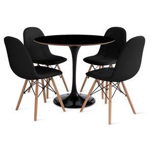 mesa_saarinen_90cm_4_cadeiras_botone_1_preto