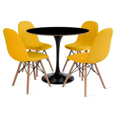 mesa_saarinen_90cm_4_cadeiras_botone_1_amarelo