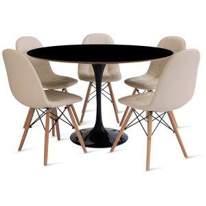 mesa_saarinen_120cm_5_cadeiras_botone_2_fendi