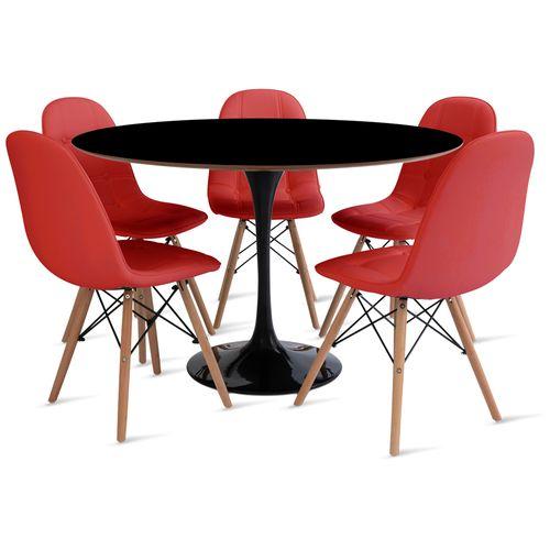 mesa_saarinen_120cm_5_cadeiras_botone_2_vermelho