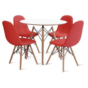 mesa-eames-90-com-4-cadeiras-botone-vermelha