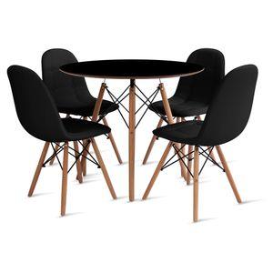 mesa_eames_90cm_4_cadeiras_botone_1_preto