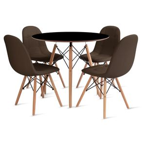 mesa_eames_90cm_4_cadeiras_botone_1_marrom