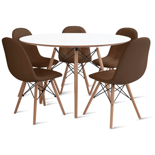 mesa-eames-120-com-5-cadeiras-botone-marrom