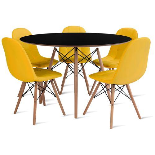 mesa_eames_120cm_5_cadeiras_botone_1_amarela
