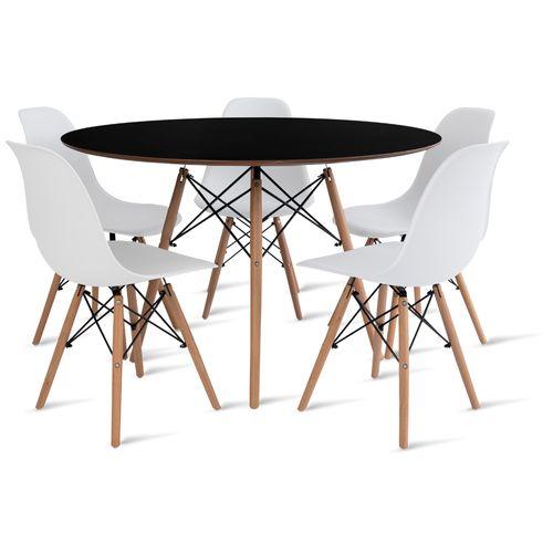 mesa_eames_120cm_5_cadeiras_eames_1_branca