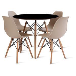 mesa_eames_90cm_4_cadeiras_eames_1_fendi