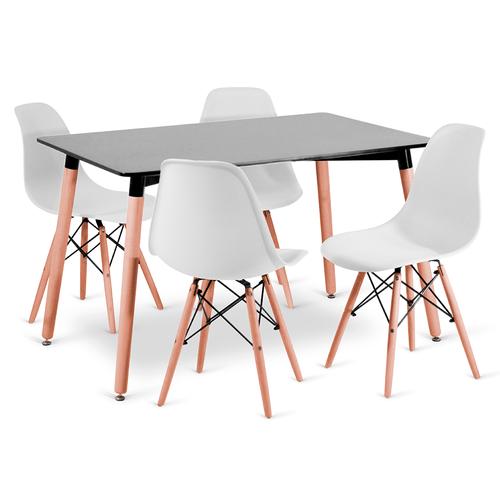 mesa-eames-preta-4-cadeiras-brancas--1-